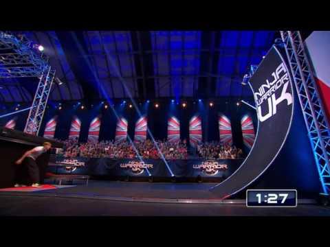 Ninja Warrior UK, Season 3, Joshua Hanna