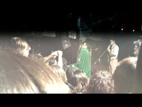 Plastis Wafers by Of Montreal @ Grand Central on 1/18/15