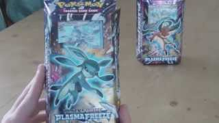 EliteTrainers: Plasma Freeze Frost Ray Theme Deck Opening/Review