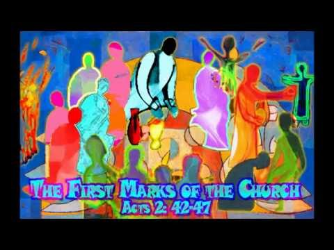 160612 - The First Marks of the Church