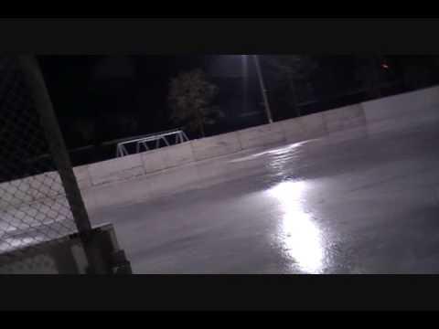 Comment faire une patinoire ext rieur en faisant l 39 entr for Patinoire exterieur montreal