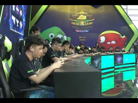 China's Professional Video Gaming Industry Reaches 50 Billion Yuan