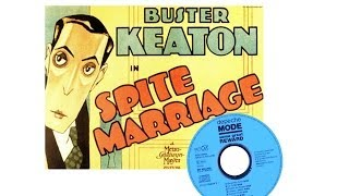 "Buster Keaton's ""Spite Marriage"" ✄ with (1929) ""Something to Do"" by Depeche Mode"
