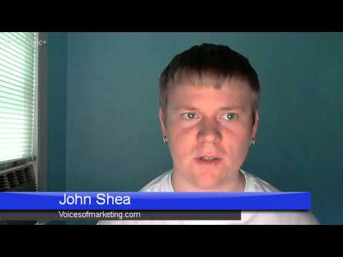 Lee Mpensah Interviews John Shea To Discuss Online Interviews - Voices Of Marketing Ep. 30