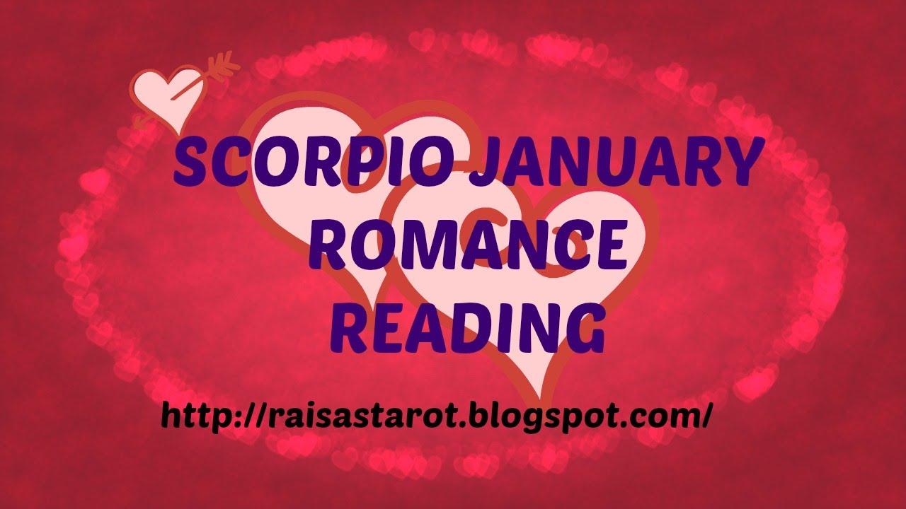 Scorpio romance