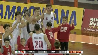Download SERIE B PLAYOFF - SEMIFINALi GARA 2 - Unibasket Amatori Pescara - Frata Nardò Mp3 and Videos