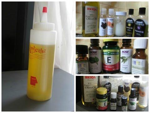 Hair Growth Hot Oil Treatment  Stimulate Your Follicles