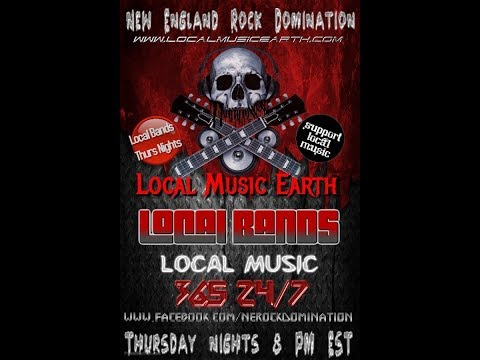 New England Rock Domination Show Episode 2