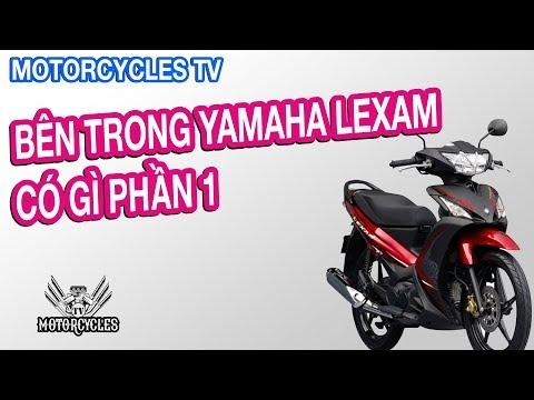 Chi Tiết Bên Trong Động Cơ Lexam Yamaha, Lần Đầu Mổ Xẻ PHẦN1