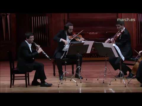 ON ALTI Oboe Quartet - Fundación Juan march 14.11.16
