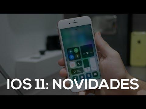 iOS 11: PRIMEIRAS IMPRESSÕES (beta 1)