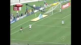 Tri Campeão Carioca 2001 Vasco 1 x 3 Flamengo JOGO COMPLETO!
