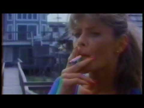 Tara Buckman Smoking