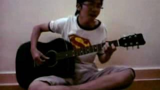 Ngàn lần khắc tên em Guitar cover - Mạnh Khùng
