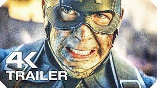 МСТИТЕЛИ ׃4 ФИНАЛ Русский Трейлер #2 (MARVEL, 4K ULTRA HD) НОВЫЙ 2019 SuperHero Movie HD