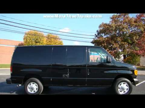 2006 Ford E250 Used Cargo Van For Sale In Long Island Ny 516 586