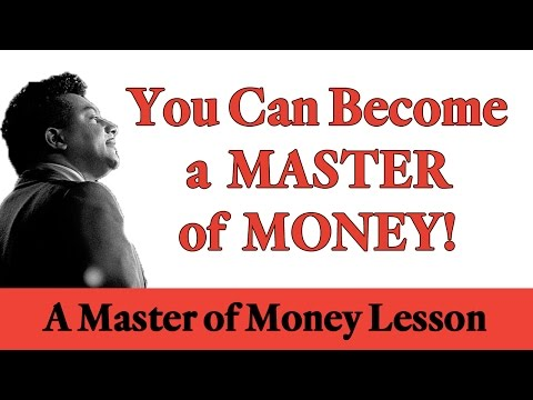 how to become disciplined with money