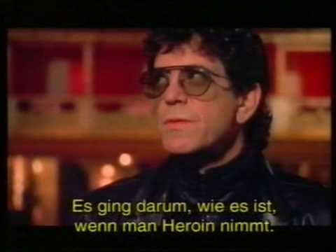 Lou Reed - Interview