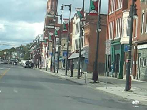 Little Italy in Syracuse, NY 시러큐스 (뉴욕 주)