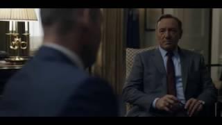 Жесткие переговоры (Шантаж). Сериал «Ка́рточный до́мик»