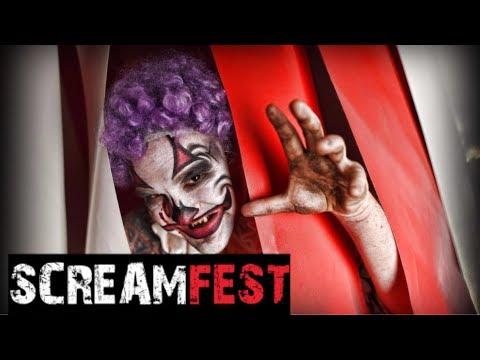 Screamfest Burton Vlog October 2017