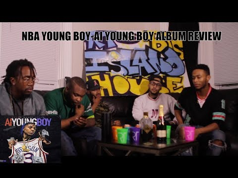 NBA YoungBoy AI YOUNGBOY REACTION/REVIEW (FULL ALBUM)