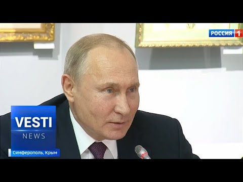 Putin Shows His Dedication to Crimea, Brings All of Civil Society Together for the Project