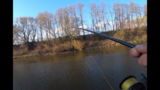 Рыбалка на спиннинг весной! Рыбалка на спиннинг 2020! Джиг с берега!