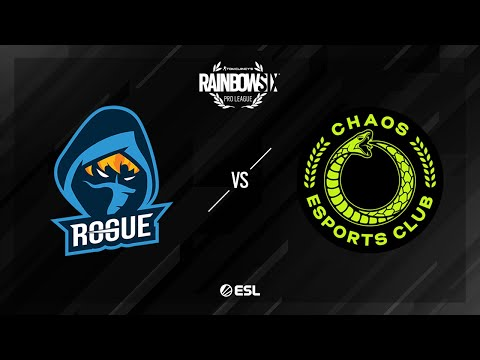 Rogue vs Chaos Esports Club vod