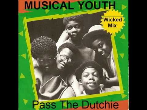 Musical Youth - Pass The Dutchie (Wicked Mix)