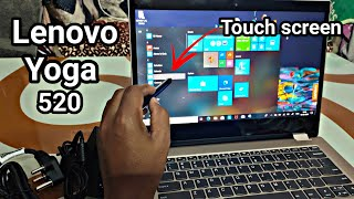 Lenovo Yoga 520 laptop unboxing and review in hindi