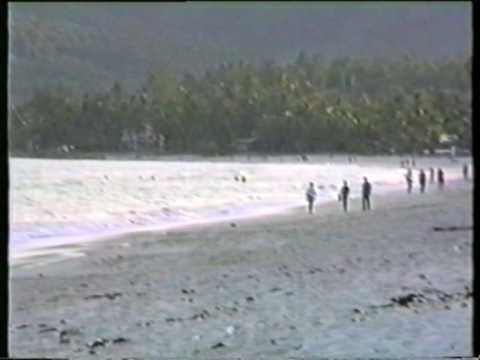 Chaweng Beach 1987. Koh Samui, Thailand – can you imagine ????