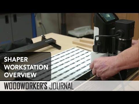 Shaper Workstation