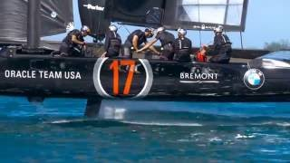 America's Cup Hydrofoils 101