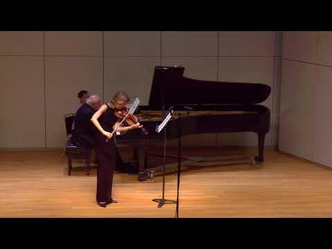 Leos Janacek, Violin Sonata (1914), mov 1, Con moto