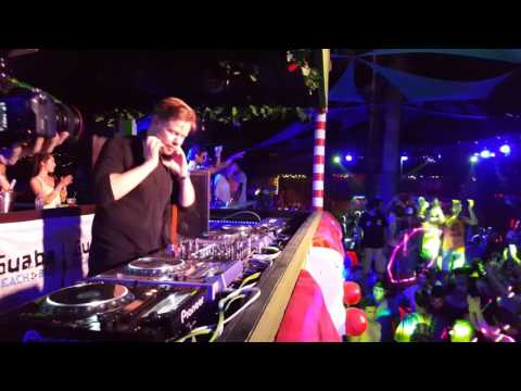 Ferry Corsten tribute to Robert Miles - Children live at Guaba Beach Bar 2017 Limassol Cyprus
