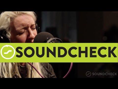 White Hinterland: 'David,' Live On Soundcheck