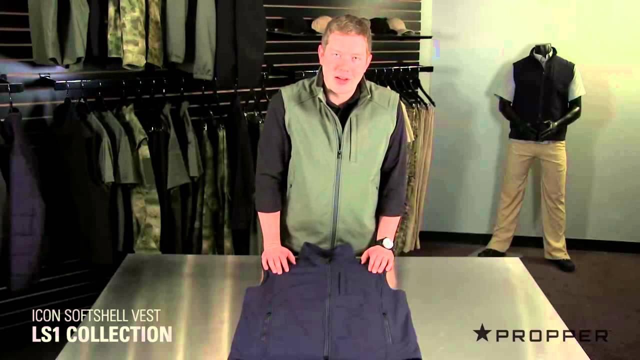 Propper Mens Icon Softshell Vest