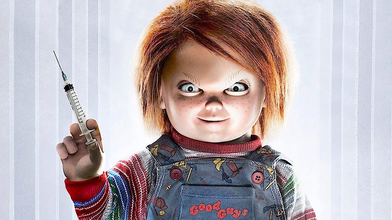 Cult Of Chucky Trailer Killer Doll Horror Brad Dourif Childs