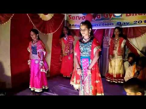 Madhuban main jo kanhaiya