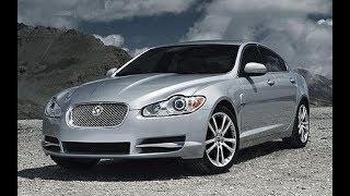 Обзор автомобиля Ягуар ХФ 2008, красавица. Jaguar ХF 2008 car review