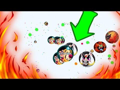 Agar.io - *NEW* LEGENDARY BRUTAL POPSPLIT BATTLES!! #WTF UNCUT AGAR.IO GAMEPLAY!! (Agar.io)