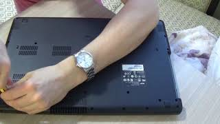 разборка ноутбука Acer E5-771G (E5-771G-71AY)