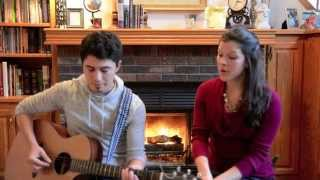 Christina Perri - Something About December - Cover by Ethan & Sierra