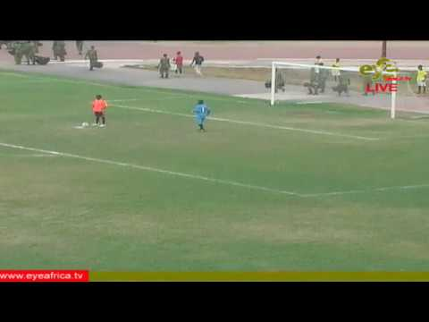 Gambia VS Burkina Faso Female Team Part 3