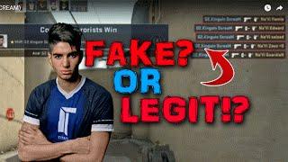ScreaM FAKE 1 shot DEAGLE ACE? FAKE OR LEGIT?