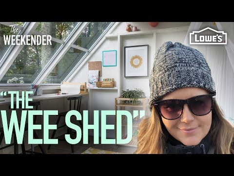 """The Weekender: """"The Wee Shed"""" (Season 3, Episode 10)"""