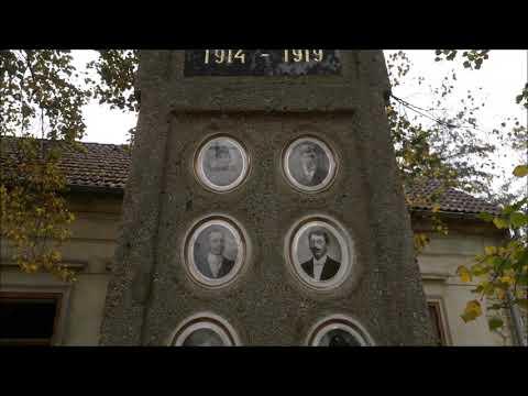 Běloky - Pomník Obětem 1. Světové Války
