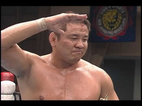 NJPW GREATEST MOMENTS NEW JAPAN CUP SPECIAL  2007.03.21 NAGATA vs MAKABE