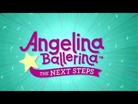 Random Movie Pick - Angelina Ballerina: The Next Steps - Saturdays at 8:30 a.m. YouTube Trailer